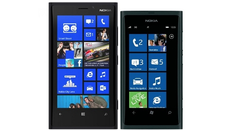 Nokia Lumia 920 ve Lumia 800 Windows Phone lideri