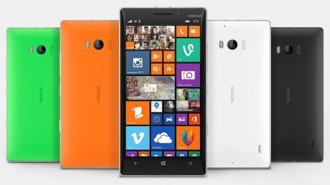 Windows Phone 8.1 işletim sistemli Nokia Lumia 930 Türkiye'de