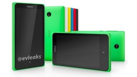 Nokia'nın ilk Android telefonu Normandy yeniden görüntülendi