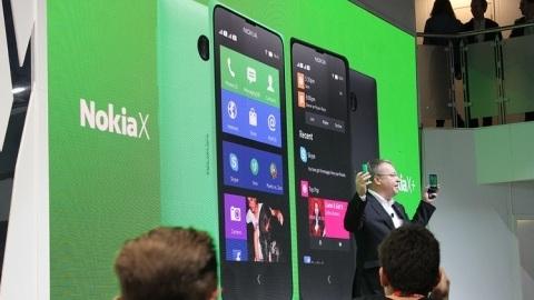 Android işletim sistemli Nokia X, X+, XL resmileşti