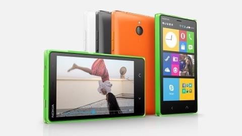 Android'li Nokia X2 duyuruldu