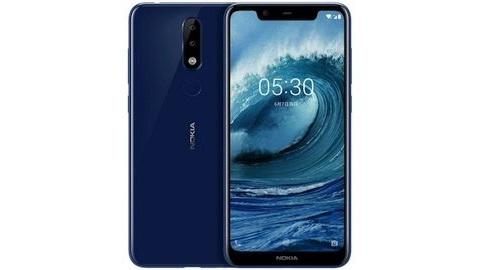 Çentikli ekrana sahip Nokia X5 internete sızdı