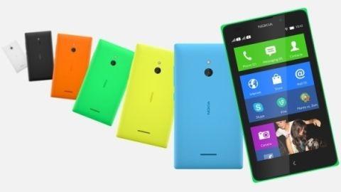 Android işletim sistemli Nokia XL'nin satışına başlandı