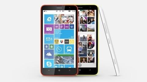 5,7 inçlik Microsoft Lumia 1330'un teknik özellikleri belli oldu