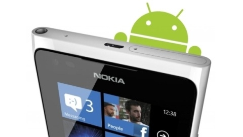 Nokia'nın Android işletim sistemli Lumia cihazlar test ettiği ortaya çıktı