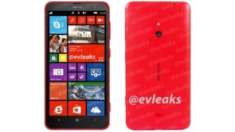 Nokia'nın bütçe dostu telefon-tablet melezi Lumia 1320 ortaya çıktı