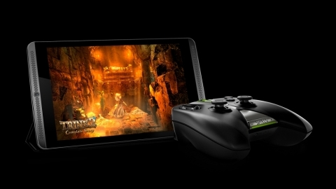 NVIDIA'dan oyun tableti: SHIELD Tablet