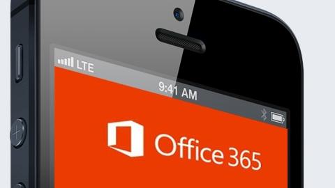 Office 365 iPhone uygulaması Microsoft tarafından yayınlandı