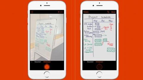 Office Lens iOS Uygulaması