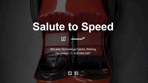 OnePlus ile McLaren anlaştı, özel sürüm akıllı telefon geliyor