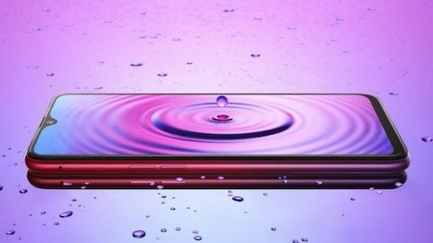 25 MP özçekim kameralı Oppo F9 Pro internete sızdı