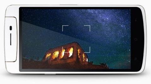 Döndürülebilir kameraya sahip Oppo N1 Mini duyuruldu