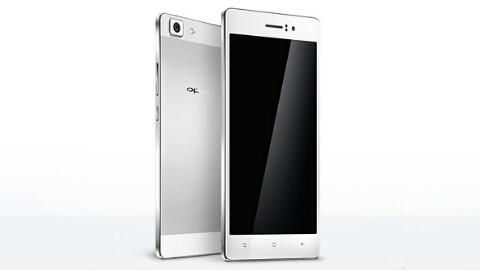 4,85 mm kalınlığındaki Oppo R5 tanıtıldı