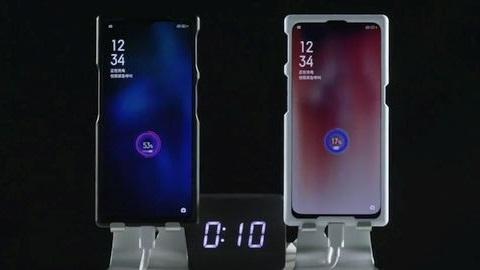 Oppo'nun yeni telefonu yarım saatte yüzde 100 şarja ulaşıyor
