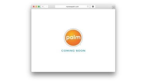 PDA uzmanı Palm, Alcatel bünyesinde pazara geri dönüyor