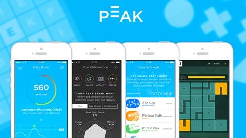 Peak Android Uygulaması