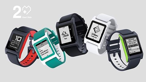 Pebble, 7 gün kullanım süresine sahip yeni akıllı saatlerini duyurdu