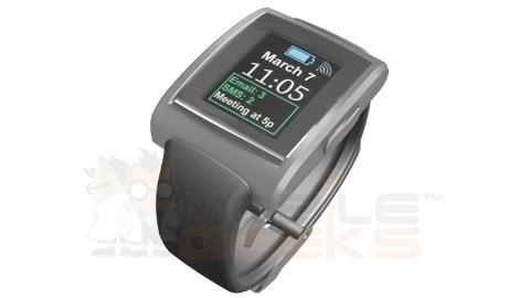 Renkli ekrana sahip yeni Pebble Smartwatch görüntülendi