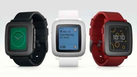 7 gün kullanım süresine sahip Pebble Time akıllı saati tanıtıldı