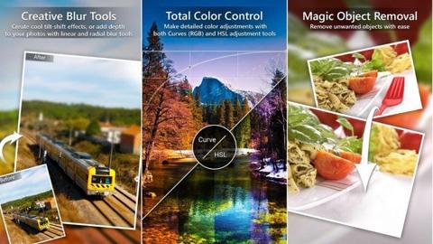 PhotoDirector Android Fotoğraf Düzenleme Uygulaması