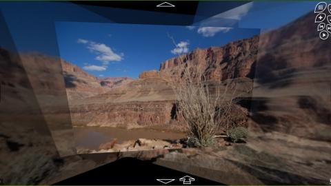 Photosynth Windows Phone uygulaması ile 360 derece panoramik fotoğraflar
