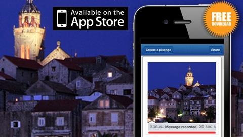 Pixengo iOS uygulaması ile sesli fotoğraflar