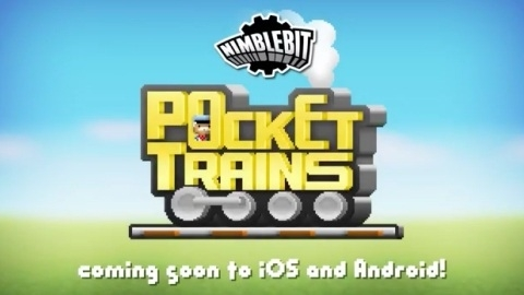 Pocket Trains, 26 Eylül'de Android ve iOS için yayımlanacak