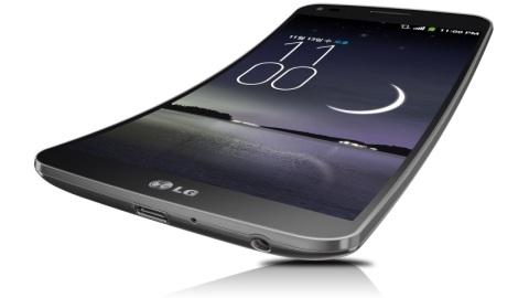 Esnek ekranlı LG G Flex 2'den yeni detaylar gelmeye başladı