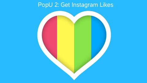 PopU2 iPhone Uygulması