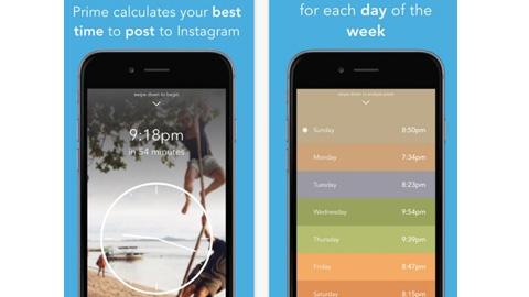 Prime iOS Uygulaması