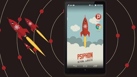 Psiphon Pro Android VPN Uygulaması