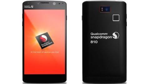 Snapdragon 810 MSM8994 çipsetli ilk akıllı telefon ve tablet duyuruldu