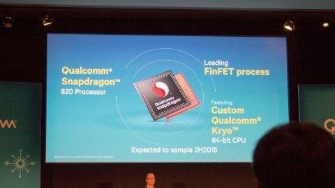 Qualcomm Snapdragon 820 yongada sistem çözümü resmiyet kazandı