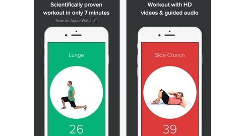 Quick Fit iOS Uygulaması