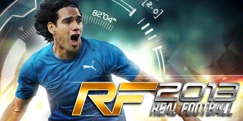 Real Football  2013 Android ve iOS oyunu artık Türkçe