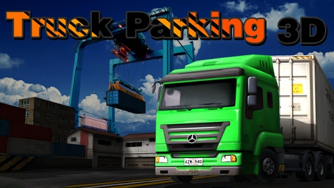 Real Truck Parking 3D Android Oyunu