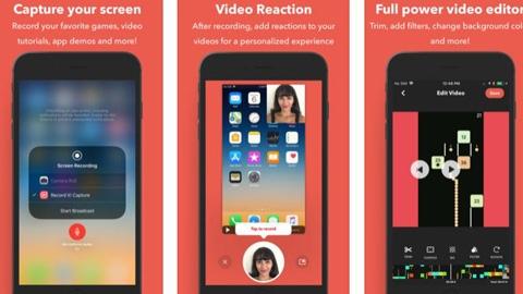 Record It! iOS Ekran Videosu Kaydetme Uygulaması