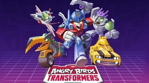 Angry Birds Transformers resmen duyuruldu