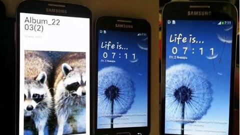 Samsugn Galaxy S4 Mini resmen onaylandı