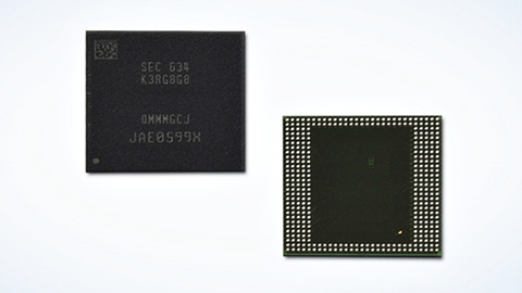 Samsung'dan mobil RAM pazarında rekor performans