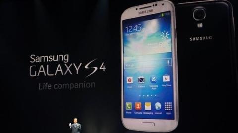 Samsung altı ayda 40 milyon Galaxy S4 sattı