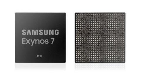 14 nm'lik Samsung Exynos 7904 çipset seri üretime girdi