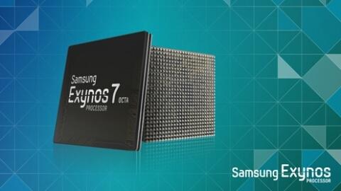 64-bit sekiz çekirdekli Samsung Exynos 7 Octa çipset duyuruldu