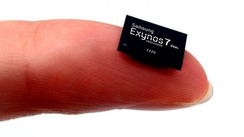 Giyilebilir cihazlar için 14 nm'lik ilk çipsetin seri üretimi başladı
