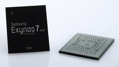 14 nm'lik Exynos 7570 çipinin seri üretimi başladı