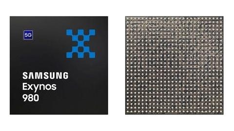 Samsung'un 5G modem çipi entegreli ilk yongaseti tanıtıldı