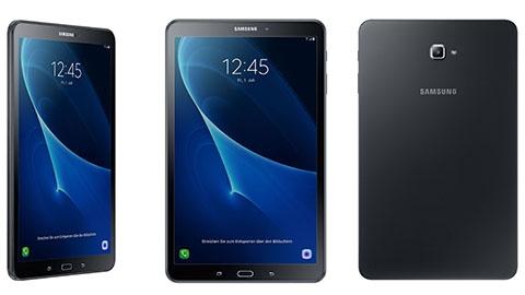 Samsung Galaxy A 10.1 2016 tablet resmen duyuruldu