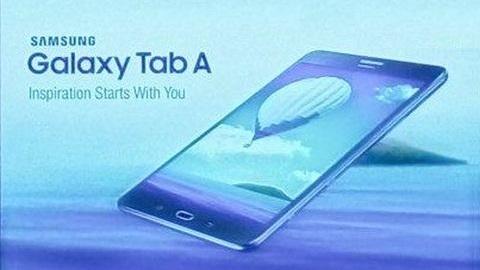 Galaxy Tab A 8 ve Galaxy Tab A 9.7 resmiyet kazandı