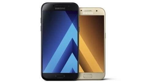 Samsung Galaxy A 2017 telefonları resmen duyuruldu