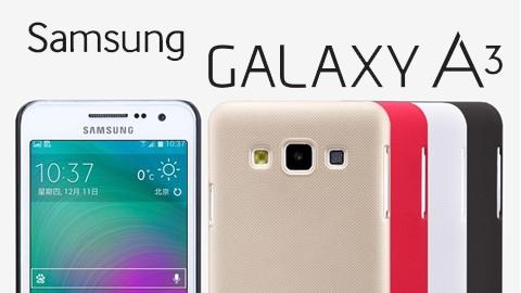 Samsung Galaxy A3 için En Yeni Kılıflar MobilCadde.com'da